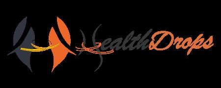 Health Drop Logo
