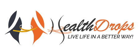 Health Drops logo