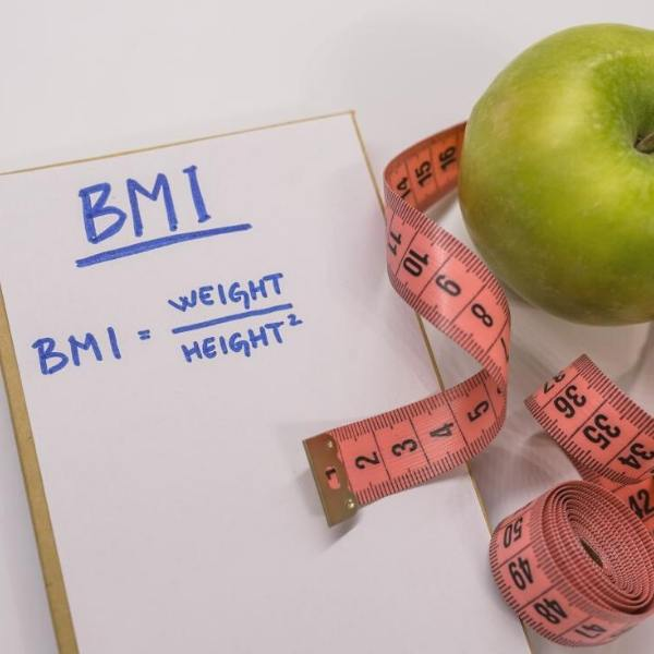 adult body mass index