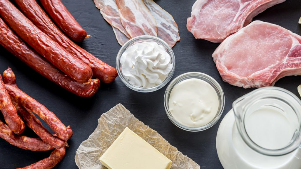Saturated Fat Health Risks
